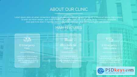 VideoHive Minimal Medical Presentation 24344504