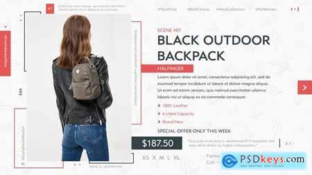 VideoHive Fashion Market Promo 24364057