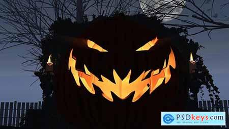 VideoHive Halloween Forest 20742271