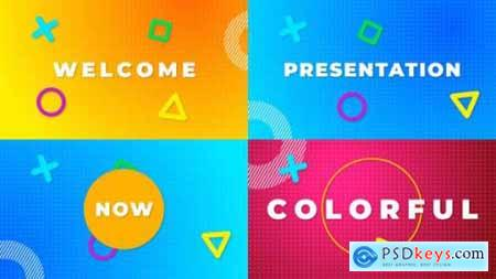 Videohive Color Typography Stomp 23362309