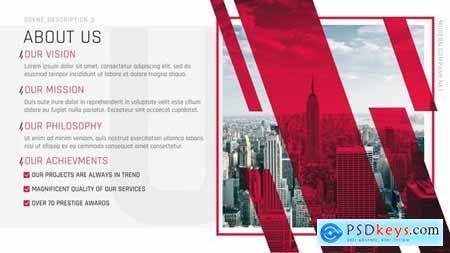 VideoHive Modern Company Presentation 24090961