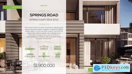 VideoHive Real Estate Minimal 22658673