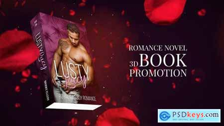 VideoHive Romance Book Promotion 21890244