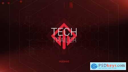 VideoHive Tech Trailer Titles 23104102
