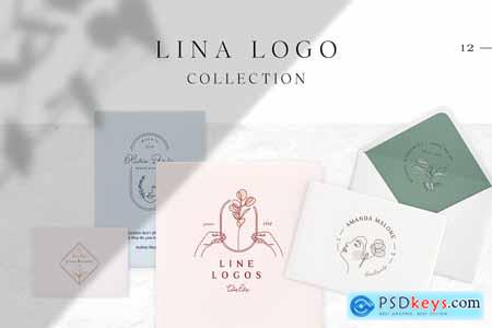Lina Logo Collection 3805245