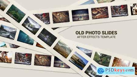 Videohive Old Photo Slides 13611241