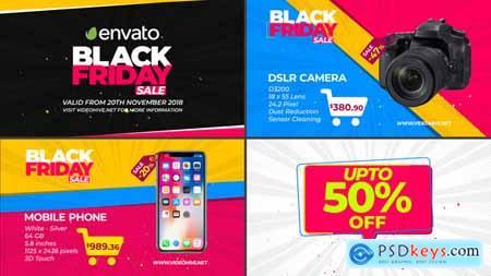 Videohive Black Friday Sale Promo 22778888
