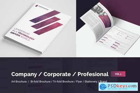 Corporate Company Professional Print