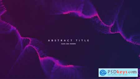 Videohive Abstract and Modern Titles 24900048