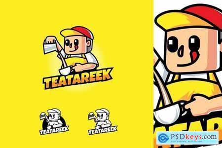Teh Tarik - Mascot & Esport Logo