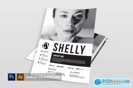 Shelly CV & Resume
