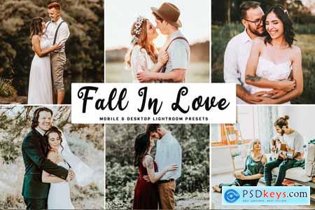 Fall In Love Lightroom Presets Pack 4241850