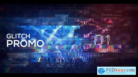 Videohive Glitch Promo 23229088