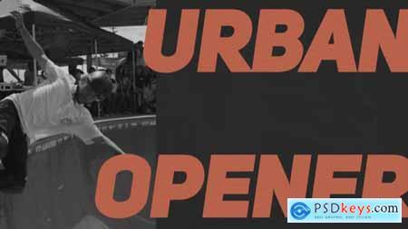 Videohive Urban Opener 22690216