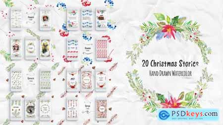 Videohive Christmas Stories 22916881