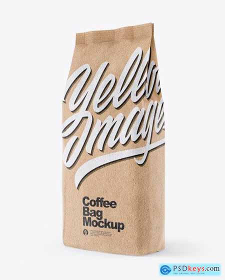 Kraft Bag Mockup 50504