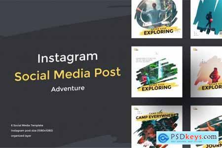 Adventure Social Media Post 1.1