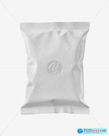 Kraft Snack Package Mockup 50508