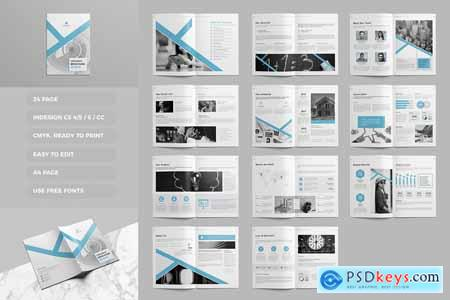 Corporate Brochure Bundle 4213030