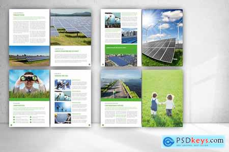 Renewable Energy Brochure Bundle 4212104