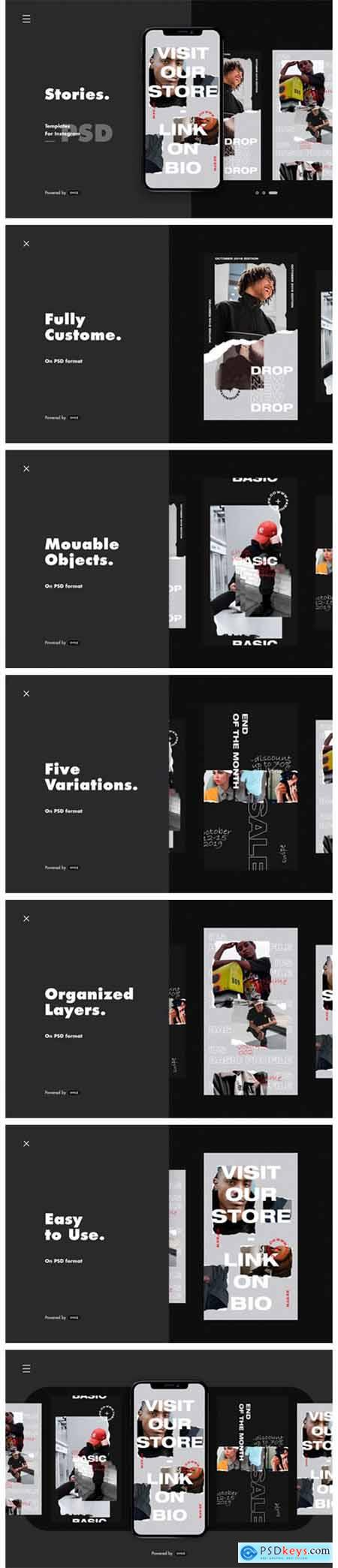 Instagram Story Template 1915868