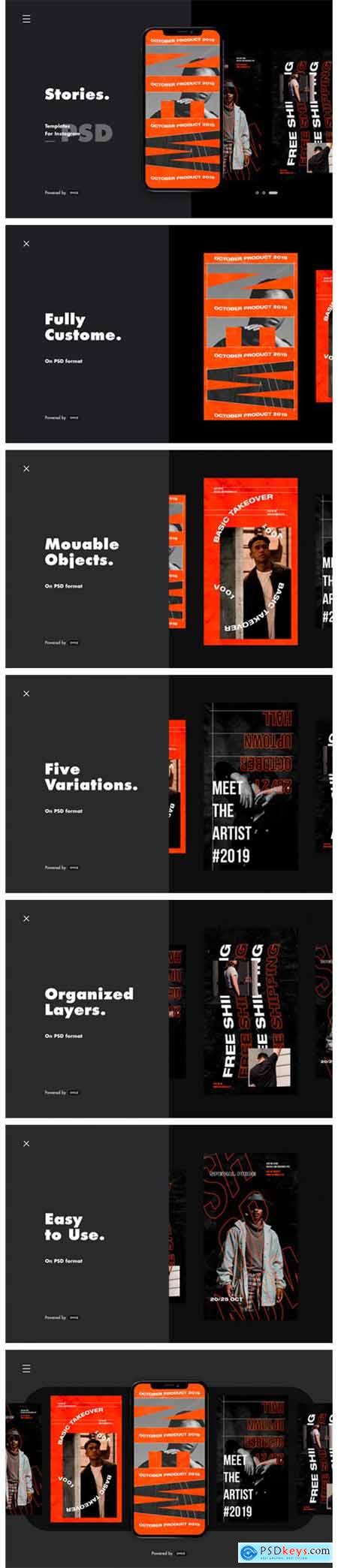 Instagram Story Template 1915857