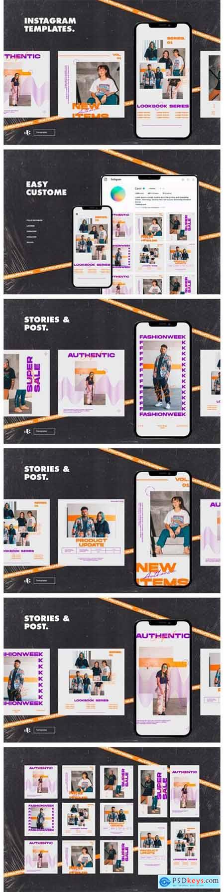 Instagram Story Template 1915907