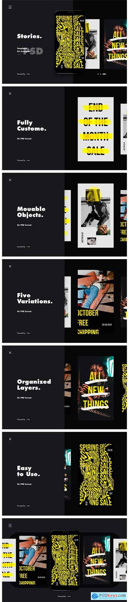 Instagram Story Template 1915855