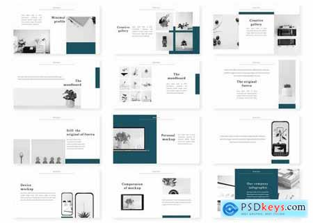 Fuerra - Powerpoint Google Slides and Keynote Templates