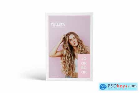 Tullsta Lookbook A4 Brochure