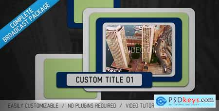Videohive Pop-Up Sliders Broadcast Package 1909326