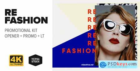 Videohive RE Fashion Promo Kit 19862535