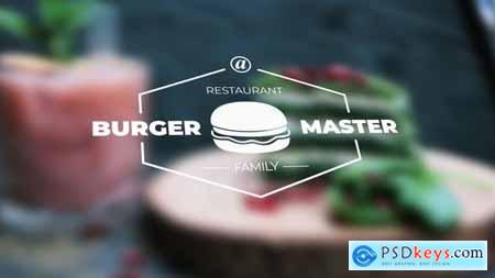 VideoHive Food Badges Logo 24920138