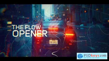 Videohive The Flow Opener 20752749