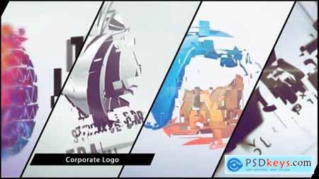 VideoHive Corporate Logo V18 Clean Transform 8751889
