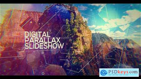 Videohive Digital Parallax Slideshow 19752282