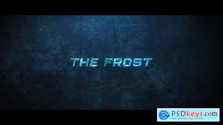Videohive The Frost Trailer 24885306