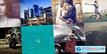 Videohive Portfolio Website Display 12881927