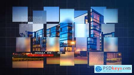 VideoHive Business Showcase_Modern Grid 02 22576314