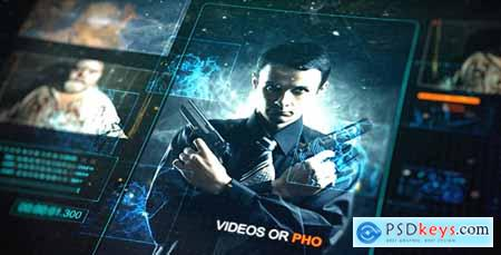VideoHive Action Slideshow 20732466