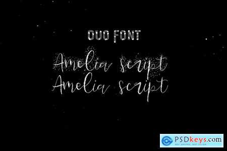 Amelia Duo script 4245090
