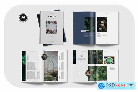 DCLXI - Brochures Template 4200443