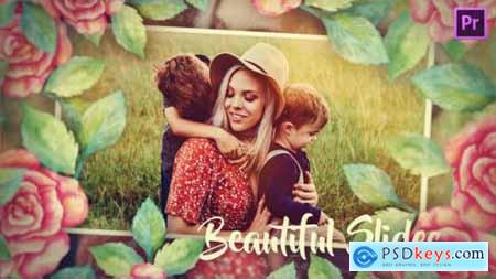 Videohive Beautiful Slideshow for Premiere Pro 24926482