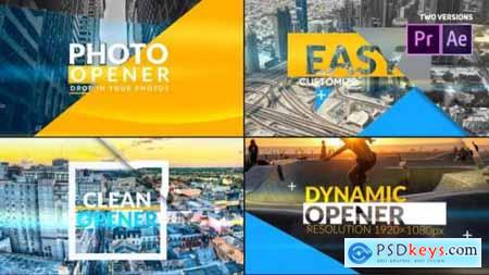 Videohive Modern and Fast Event Opener 24915319