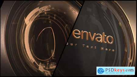 Videohive Gold 3D Logo 4768849
