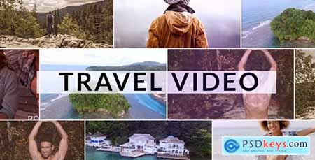 VideoHive Travel Video 21437966