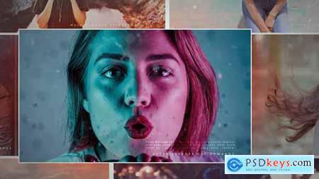 VideoHive Grid Slideshow 2173143