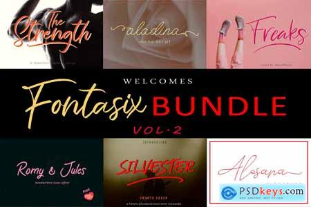 FONTASIX BUNDLE VOL.2 4240091