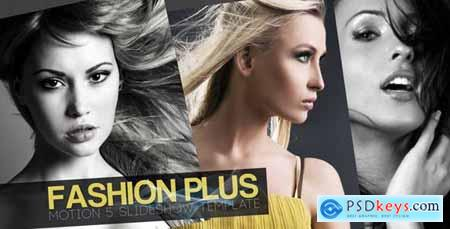 Videohive Fashion Plus 6705923