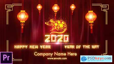 Videohive Chinese New Year 2020 Premiere Pro 24936881